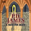 A Taste For Death - eAudiobook