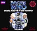Doctor Who Daleks: Mission To The Unknown - eAudiobook