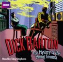 Dick Barton  The Mystery Of The Missing Formula - eAudiobook