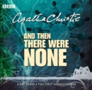 And Then There Were None - Book