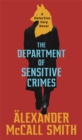 The Department of Sensitive Crimes : A Detective Varg novel - Book