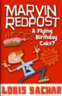 A Flying Birthday Cake? - Book