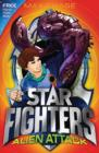 STAR FIGHTERS 1: Alien Attack - Book