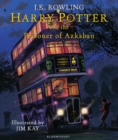 Harry Potter and the Prisoner of Azkaban : Illustrated Edition - Book