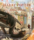 Harry Potter and the Goblet of Fire : Illustrated Edition - Book