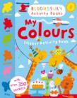 My Colours Sticker Activity Book - Book