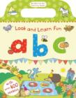 Look and Learn Fun ABC - Book