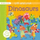 Lift and Look Dinosaurs - Book
