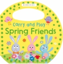 Carry and Play Spring Friends - Book
