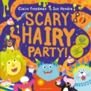 Scary Hairy Party - Book