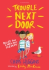 Trouble Next Door - Book