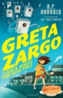 Greta Zargo and the Death Robots from Outer Space - Book
