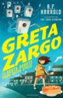 Greta Zargo and the Death Robots from Outer Space - eBook
