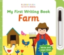 My First Writing Book Farm - Book