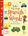 My First Spanish Words - Book