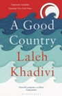 A Good Country - Book