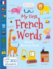 My First French Words - Book
