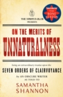 On the Merits of Unnaturalness - eBook