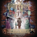 Harry Potter - Diagon Alley : A Movie Scrapbook - Book