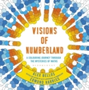 Visions of Numberland : A Colouring Journey Through the Mysteries of Maths - Book