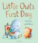 Little Owl's First Day - Book