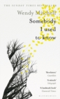 Somebody I Used to Know - Book