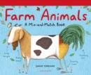 Farm Animals : A Mix-and-Match Book - Book
