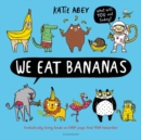 We Eat Bananas - Book