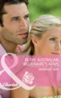 In the Australian Billionaire's Arms (Mills & Boon Cherish) - eBook