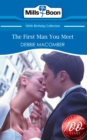 The First Man You Meet (Mills & Boon Short Stories) - eBook