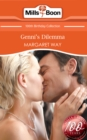 Genni's Dilemma (Mills & Boon Short Stories) - eBook
