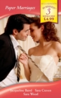 Paper Marriages: Wife: Bought and Paid For / His Convenient Marriage / A Convenient Wife (Mills & Boon By Request) - eBook
