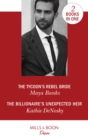 The Tycoon's Rebel Bride / The Billionaire's Unexpected Heir - eBook