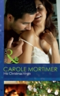 His Christmas Virgin - eBook