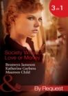 Society Wives: Love or Money - eBook