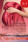 Claiming His Secret Love-Child - eBook