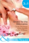 Brides for the Billionaires - eBook