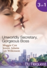 Unwordly Secretary, Gorgeous Boss: Secretary Mistress, Convenient Wife / The Boss's Unconventional Assistant / The Boss's Forbidden Secretary (Mills & Boon By Request) - eBook