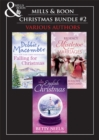 Christmas Trio B: A Cedar Cove Christmas / Call Me Mrs. Miracle / A Countess by Christmas / The Earl's Mistletoe Bride / A Winter Love Story / Give Me Forever / Jed Hunter's Reluctant Bride - eBook