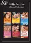 With Passion Collection (Mills & Boon e-Book Collections) - eBook