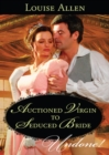 Auctioned Virgin to Seduced Bride (Mills & Boon Historical Undone) (The Transformation of the Shelley Sisters, Book 1) - eBook