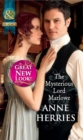 The Mysterious Lord Marlowe (Mills & Boon Historical) - eBook