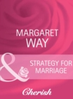 Strategy For Marriage - eBook