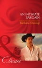 An Intimate Bargain (Mills & Boon Desire) (Colorado Cattle Barons, Book 3) - eBook