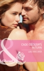 Cade Coulter's Return (Mills & Boon Cherish) (Big Sky Brothers, Book 1) - eBook