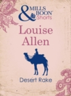 Desert Rake (Mills & Boon Short Stories) - eBook