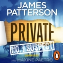 Private: No. 1 Suspect : (Private 4) - eAudiobook