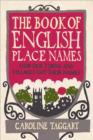 The Book of English Place Names : How Our Towns and Villages Got Their Names - eBook