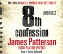 8th Confession : (Women's Murder Club 8) - eAudiobook