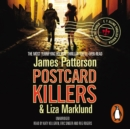 Postcard Killers : The most terrifying holiday thriller you'll ever read - eAudiobook